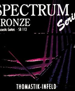 Thomastik SB113 Set Medium Spectrum Bronze Guitar Strings